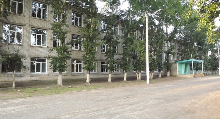 МБОУ «Средняя общеобразовательная школа с. Акша»
