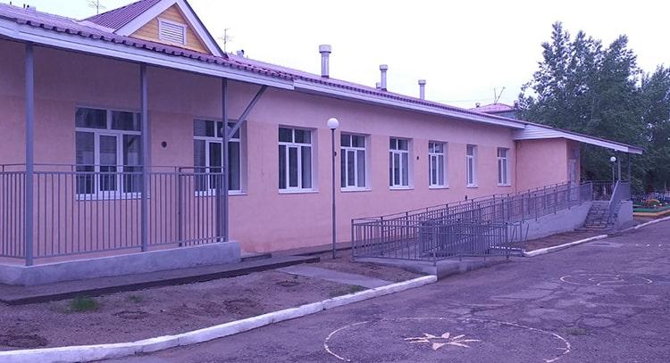 Детский сад №86 г.Чита (Монтаж системы АПС и СОУЭ)